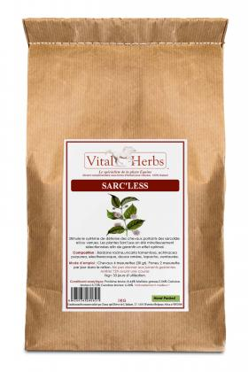 A range of 100% natural products - Vitalherbs