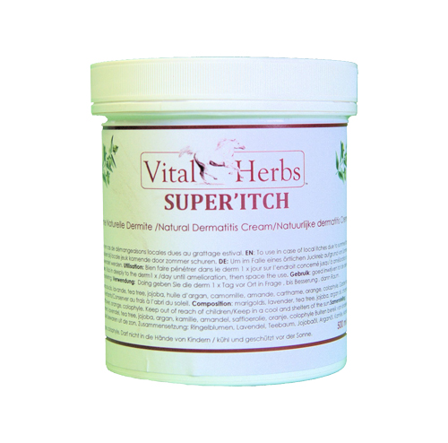 Super'Itch creme schuren
